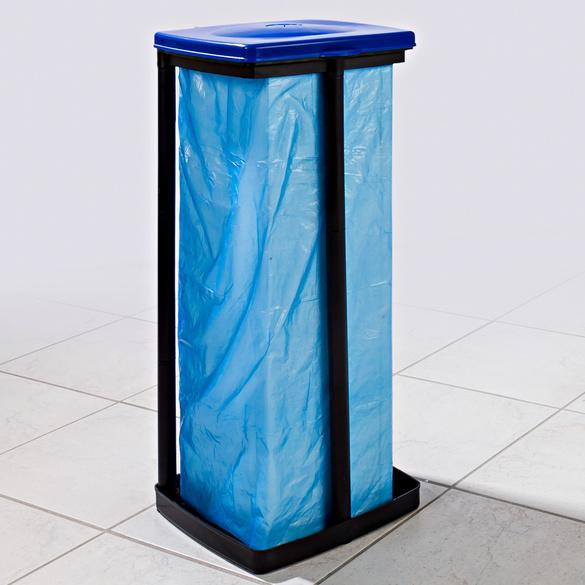 Support pour sacs poubelle jusqu'à 60 l