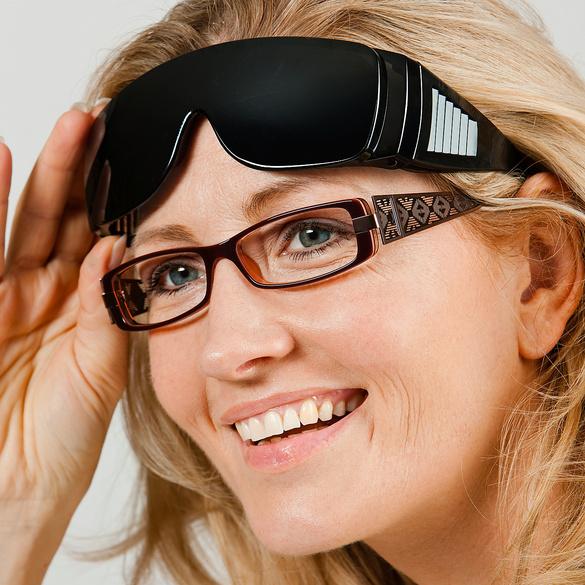 Sur-lunettes de soleil pour ELLE & LUI