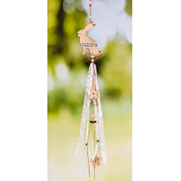 Suspension Lapin, Naturel