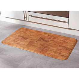 Tapis anti-fatigue, aspect liège