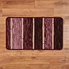 Tapis, bordeaux, 40x70cm