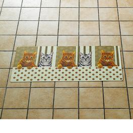Tapis de cuisine Chat 50x120