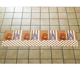 Tapis de cuisine Chat 50x180