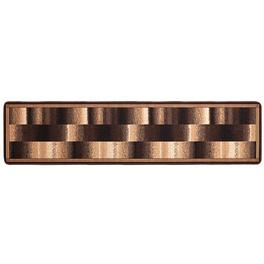 Tapis marron-beige 57x240cm