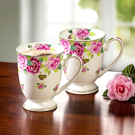 Tasse Roses