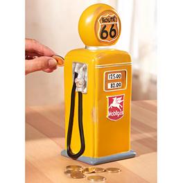 Tirelire Pompe à essence