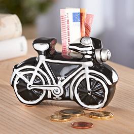 Tirelire vélo