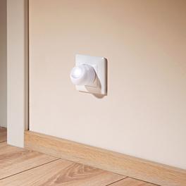 Éclairage à LED avec capteur crépusculaire