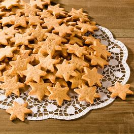Étoiles aux noix