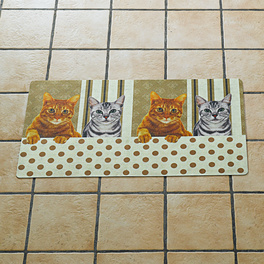 apis de cuisine Chat 50x90