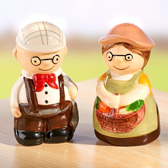 Salière et poivrière, Couple