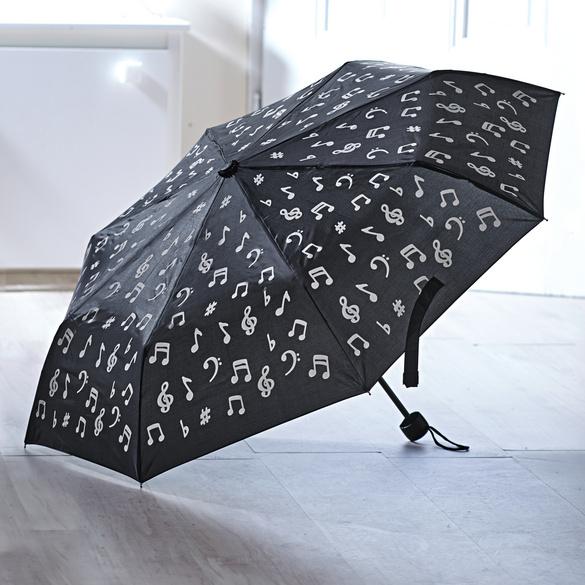 Parapluie qui change de couleur