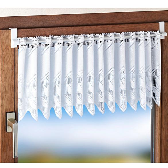 Set tringle à rideau, 3 pièces  40-60 cm