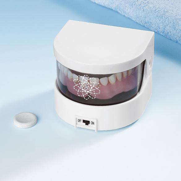 Nettoyeur pour dentier