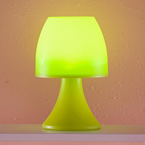Lampe à poser 6LED, vert