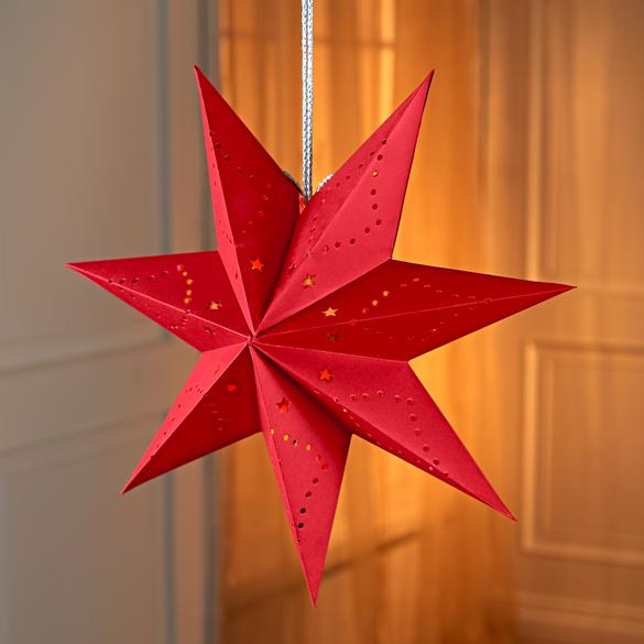 Étoile à LED