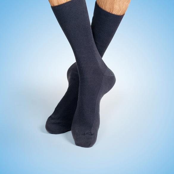 Chaussettes ultra-souples pour homme 39-42