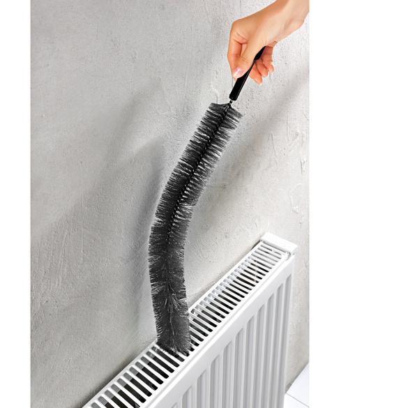 Brosse flexible pour radiateur 70 cm