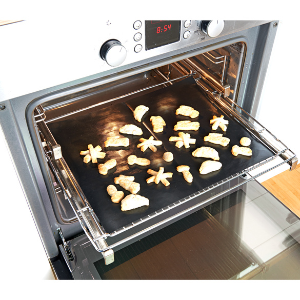 Feuille de cuisson réutilisable en Téflon