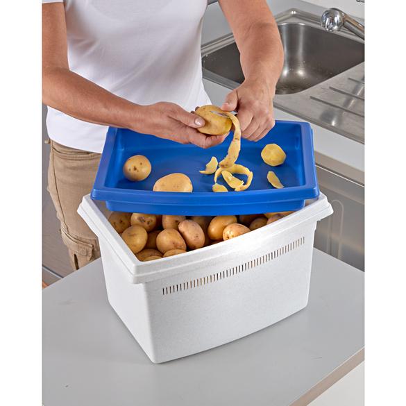 Boîte à pommes de terre 5kg