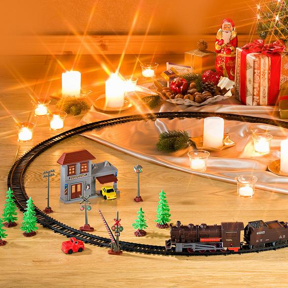 Set train, 17 pièces