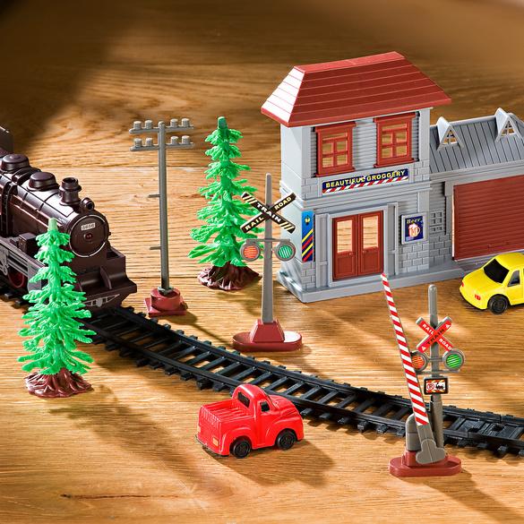 Set 10 accessoires train