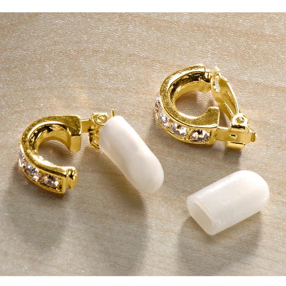 protection boucle d'oreille clip