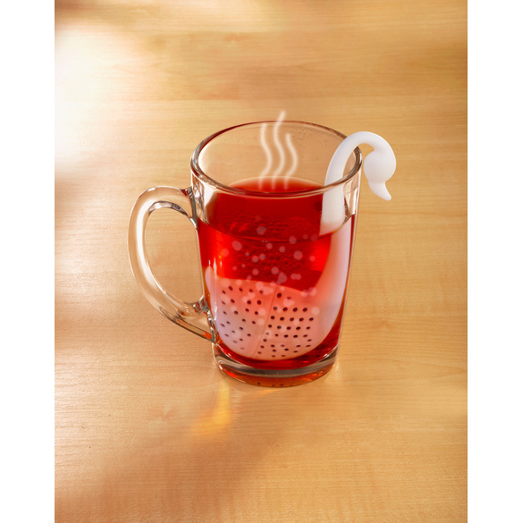Boule à thé « Cygne »