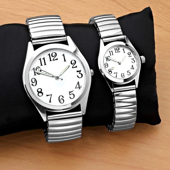 Montre-bracelet, grand format