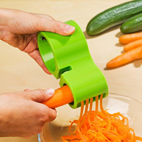 Découpe-légumes spirale