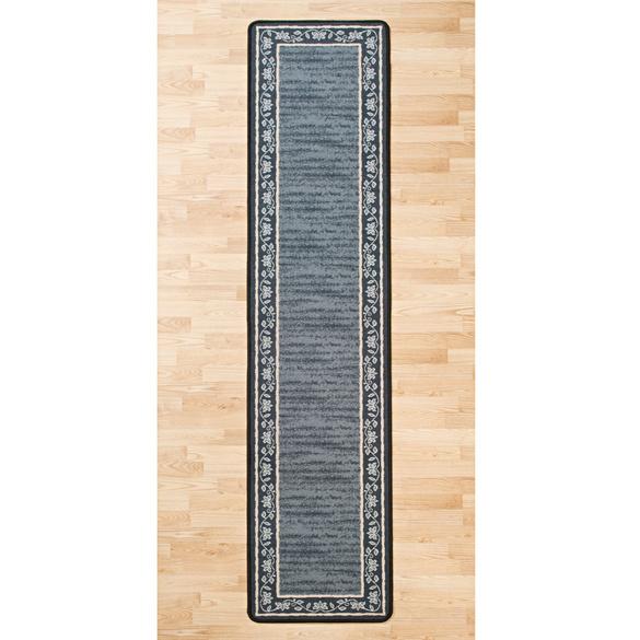Tapis gris clair, 50 x 250 cm