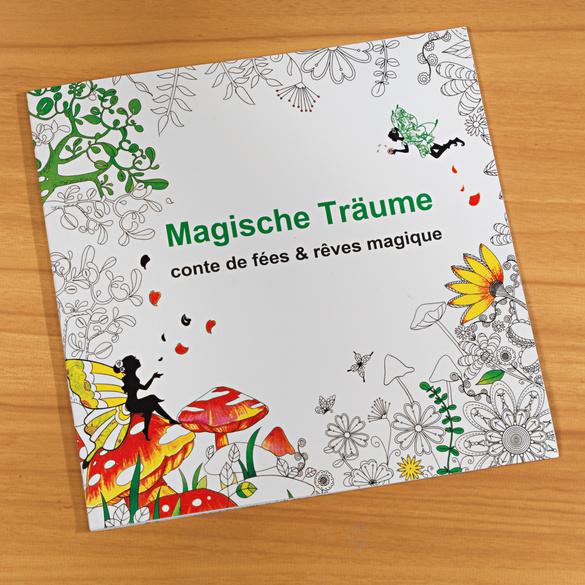 Livre de coloriage Rêves magiques