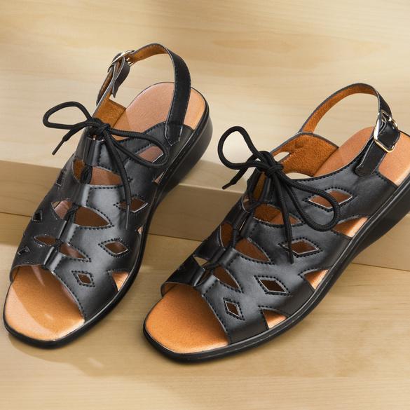 Sandales, noir