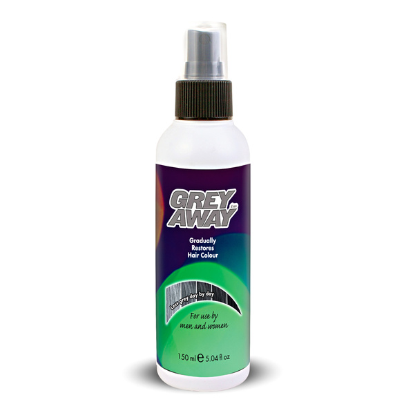 Spray anti cheveux gris