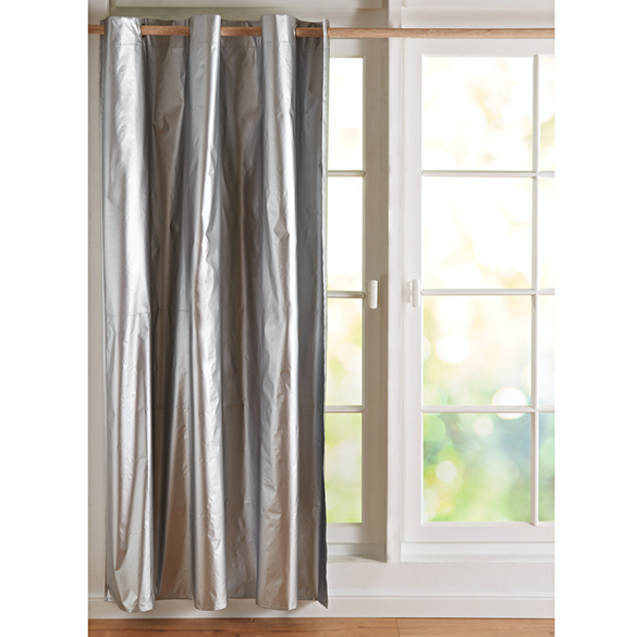 rideau isolant vitrine magique. Black Bedroom Furniture Sets. Home Design Ideas