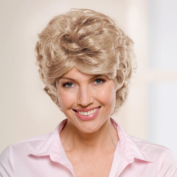 Perruqe, blond cendré