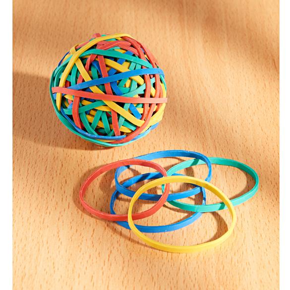 Boule d'élastiques