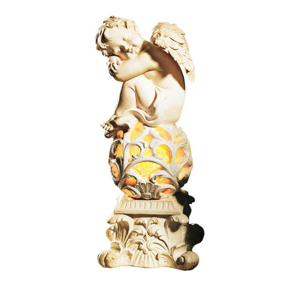 Lampe solaire, Ange dormant
