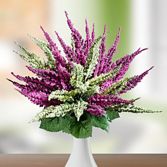 Bouquet de fleurs Bruyère