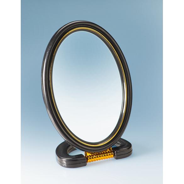 Miroir cosmétique, noir