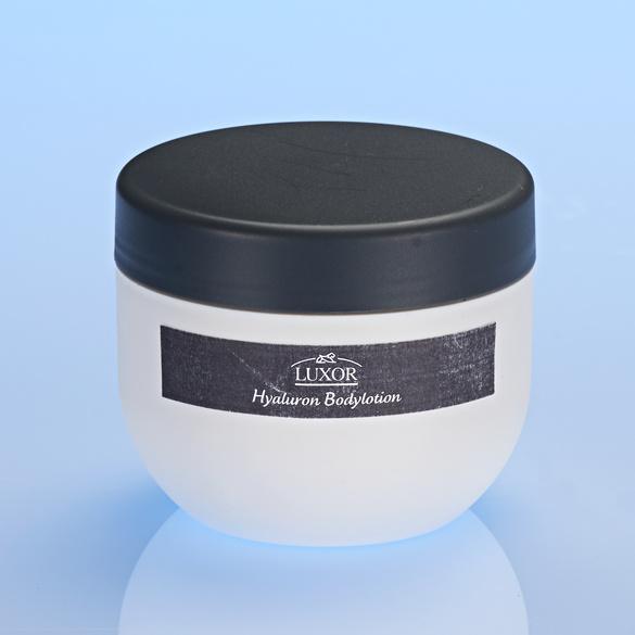 """Crème corps à l'acide hyaluronique """"Luxor"""""""