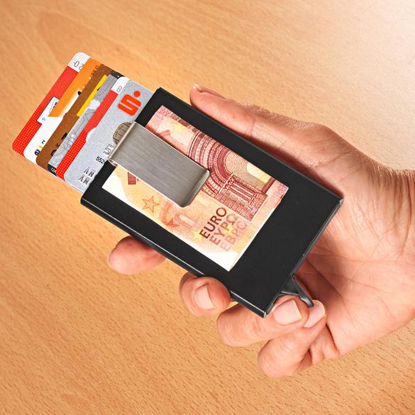 Porte-cartes anti RFID