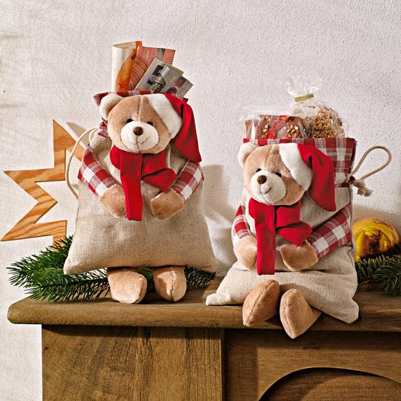 Sac-cadeau ours