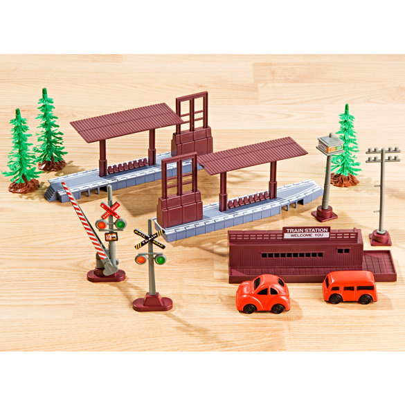 Grande gare ferroviaire