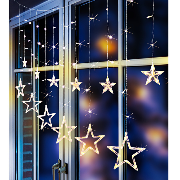 Rideau étoiles