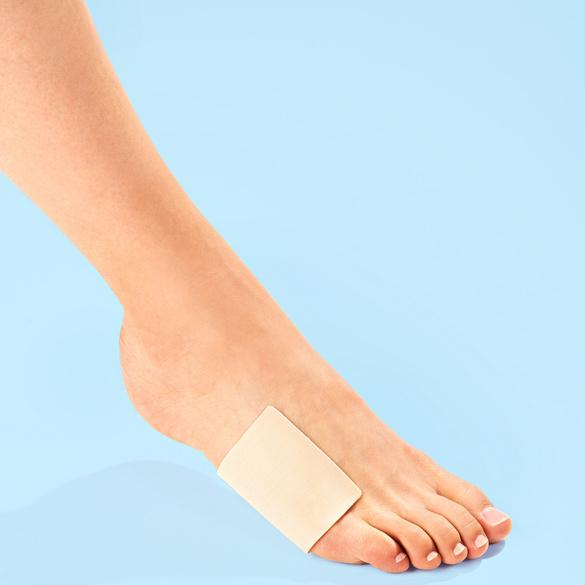 Pansement protecteur pour le pied