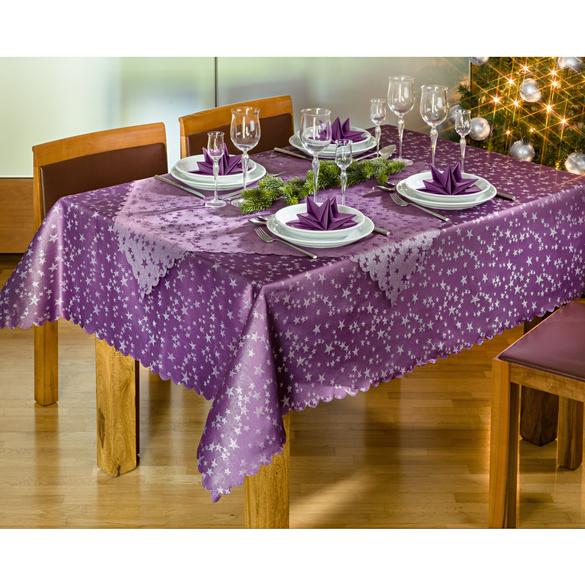 Nappe Étoiles, violet