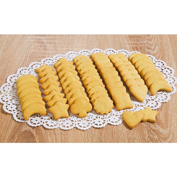 Les petits gâteaux au beurre de grand-mère