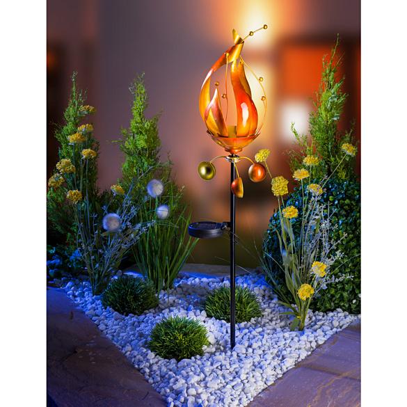 Lampe à planter Flamme