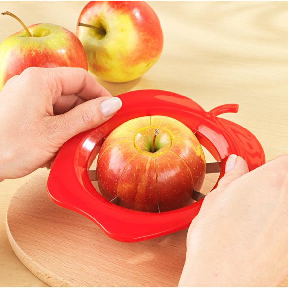 Coupe-pomme 2 en 1